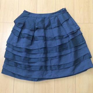 トゥービーシック(TO BE CHIC)のトゥービーシック スカート 40 【 TOBECHIC  】 (ひざ丈スカート)