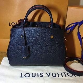 LOUIS VUITTON - 超レア・︎極美品 ルイヴィトン2wayモンテーニュBB