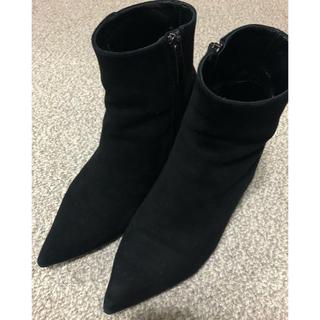 ローズバッド(ROSE BUD)のLORENZO-MARI/ロレンツォマリ ショートブーツ ROSEBUD(ブーツ)