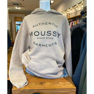 moussy - MOUSSY❤️パーカー