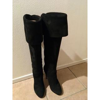 Sergio Rossi - セルジオロッシ Over The Knee Boots 23cm