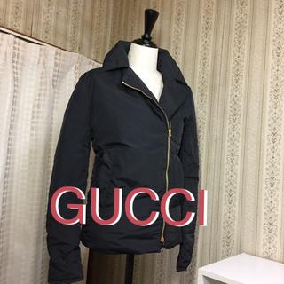 グッチ(Gucci)の【美品】♪グッチ レディース ダウン ジャケット 38(ダウンジャケット)