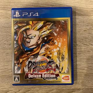 PlayStation4 - ドラゴンボール ファイターズ デラックスエディション PS4