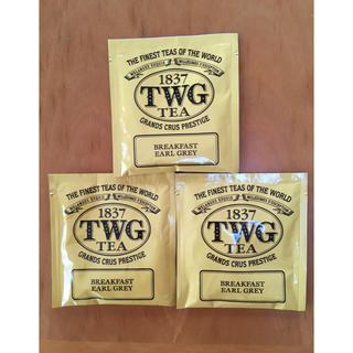 TWG紅茶ブレックファーストアールグレーティー(茶)