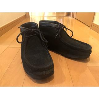 Clarks - clarks beams goretex supreme ワラビー クラークス