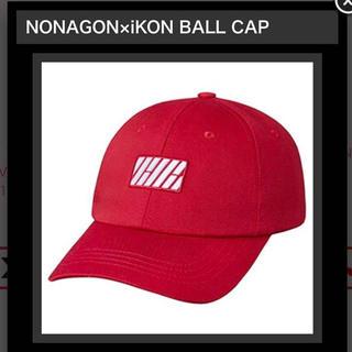 アイコン(iKON)のNONA9ON×iKON BALL CAP(キャップ)