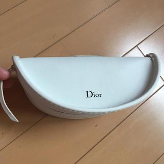 クリスチャンディオール(Christian Dior)のディオール サングラス  ケース(サングラス/メガネ)