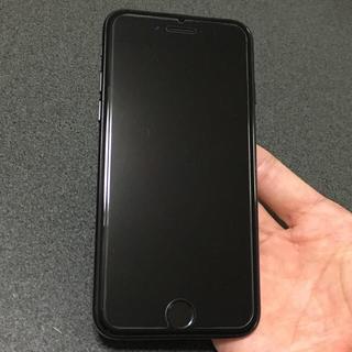 iPhone - 新品同様状態 SIMフリー iPhone7 256GB jetblack
