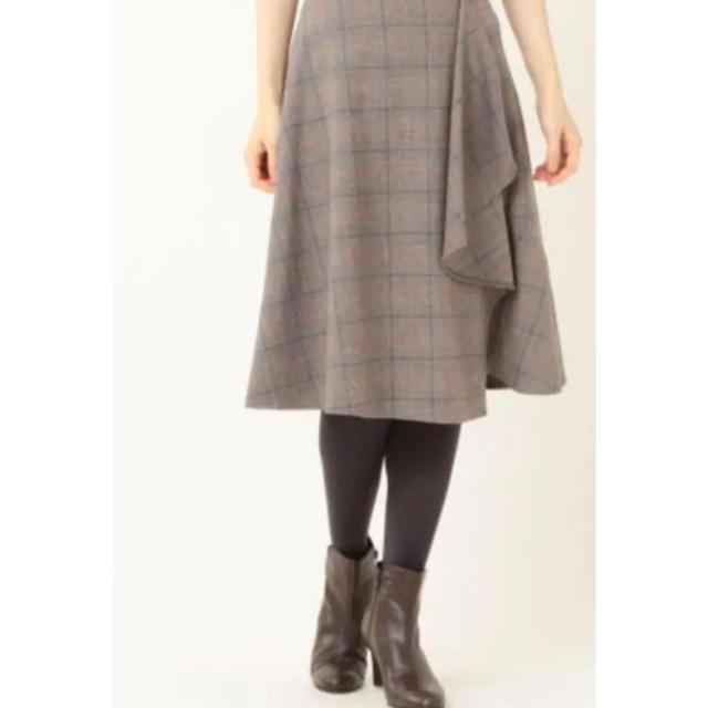 Stola.(ストラ)のstola.スカート レディースのスカート(ロングスカート)の商品写真