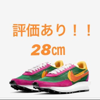 sacai - SACAI X NIKE LD ワッフル PINE GREEN 28cm