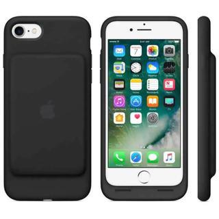 Apple - 純正/美品 SmartBatteryCase iPhone7 iPhone8 黒