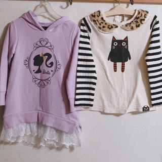 Barbie - kids 110~ 120セット