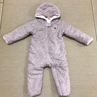 babyGAP - ベビーギャップ ジャンプスーツ カバーオール グレー