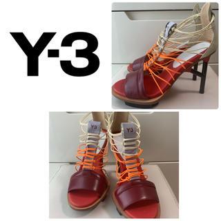 Y-3 - y3 デザイン サンダル