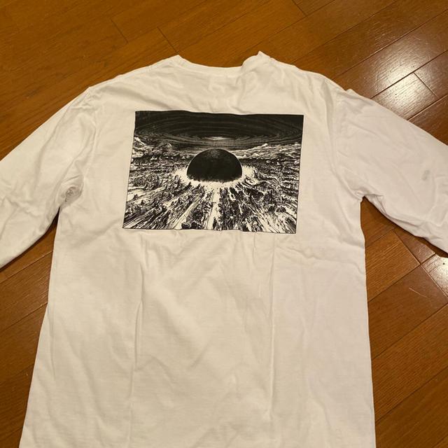 Supreme(シュプリーム)のsupreme  AKIRA T shirt  Lサイズ メンズのトップス(Tシャツ/カットソー(七分/長袖))の商品写真