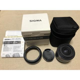 SIGMA - SIGMA 単焦点レンズ Art 30mm F2.8