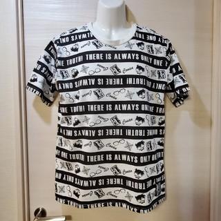 しまむら - コナン アイコン柄 半袖Tシャツ ゼロの執行人