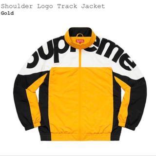Shoulder Logo Track Jacket(ナイロンジャケット)