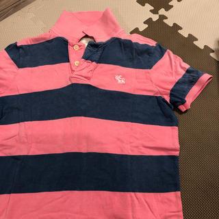 アバクロンビーアンドフィッチ(Abercrombie&Fitch)のアバクロのポロシャツ(ポロシャツ)