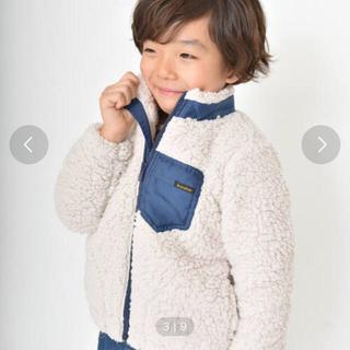 Branshes - 新品☆ブランシェス ボアジャケット