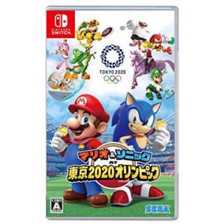 Nintendo Switch - マリオ&ソニック AT 東京2020オリンピック
