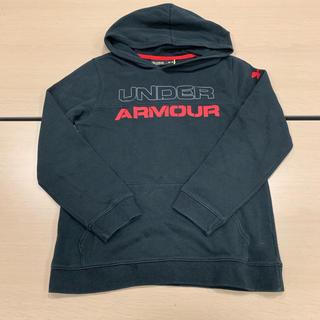 アンダーアーマー(UNDER ARMOUR)の☆激安☆ アンダーアーマー トレーナー パーカー 160cm(Tシャツ/カットソー)