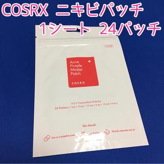 ★人気商品★ COSRX アクネピンプル マスターパッチ 1シート 24パッチ