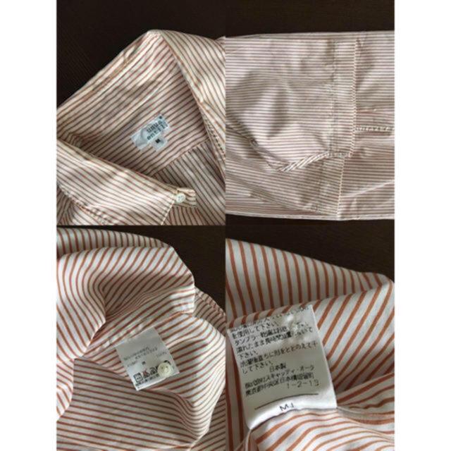 TOMMY HILFIGER(トミーヒルフィガー)のunusentil 半袖 シャツ メンズのトップス(シャツ)の商品写真