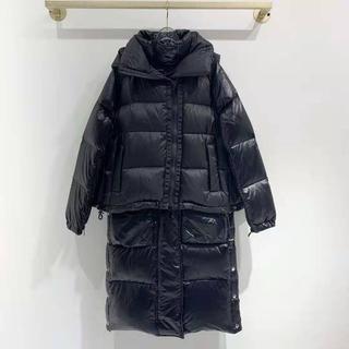sacai - 【sacai】サカイ お洒落に防寒  レイヤード パデッドコート
