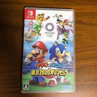 Nintendo Switch - マリオ&ソニック 東京2020オリンピック