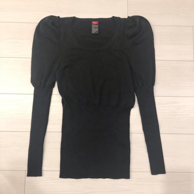 DOUBLE STANDARD CLOTHING(ダブルスタンダードクロージング)のダブルスタンダード ニット カットソー レディースのトップス(ニット/セーター)の商品写真