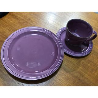 アフタヌーンティー(AfternoonTea)のアフタヌーンティー カップ&ソーサー プレート(食器)