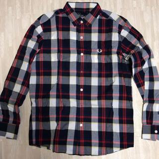 FRED PERRY - フレッドペリー チェックシャツ
