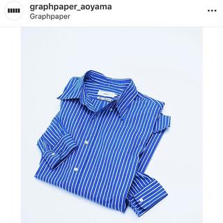 graphpaper  トーマスメイソン シャツ