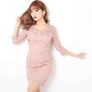 デイジーストア(dazzy store)のドレス キャバ キャバドレス ミニドレス ナイトドレス(ナイトドレス)