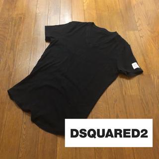 DSQUARED2 - DSQUARED2 黒Tシャツ Mサイズ