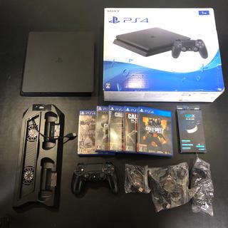 PlayStation4 - SONY PlayStation4 本体 1TB ソフトなど