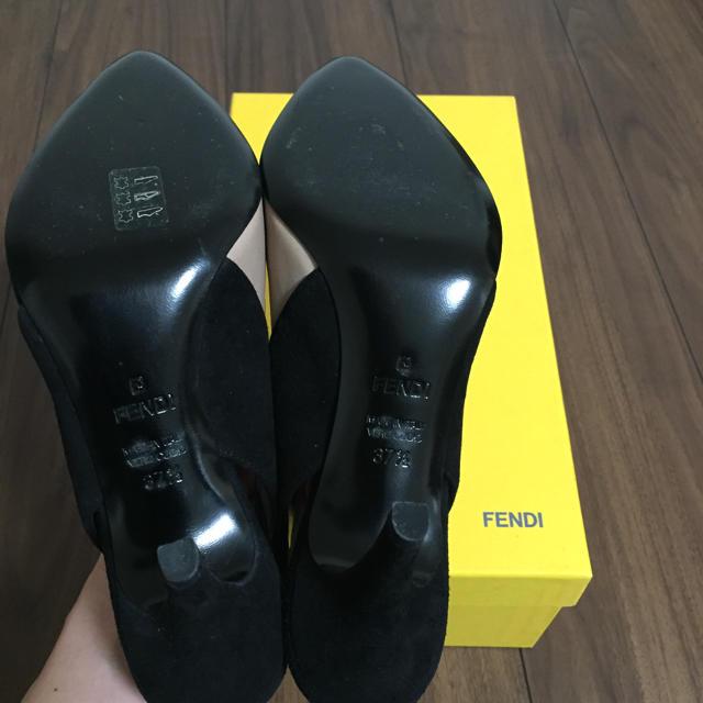 FENDI(フェンディ)のFENDI値下げ★ハイヒール レディースの靴/シューズ(ハイヒール/パンプス)の商品写真