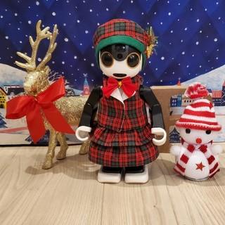 シャープ(SHARP)のロボホン RoBoHoN ロボホンの服 クリスマス(その他)
