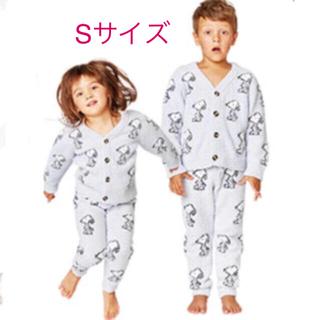 ジェラートピケ(gelato pique)の大人気♡ジャガード kids カーディガン&ジャガード kids ロングパンツ(パジャマ)