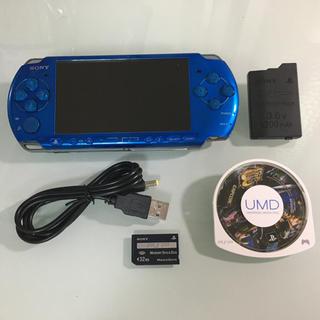 PlayStation Portable - PSP-3000  バイブラントブルー