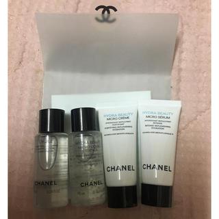 CHANEL - シャネル サンプル 化粧水、美容液、クリーム、クレンジング