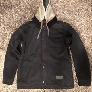 BURTON - 18-19 burton DANMORE jacket 黒 XL スノーボード