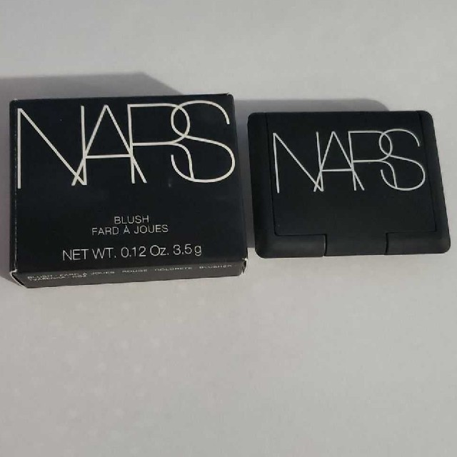 NARS(ナーズ)のNARS orgasm  3758 ミニサイズ コスメ/美容のベースメイク/化粧品(チーク)の商品写真