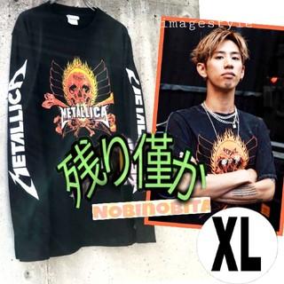 ONE OK ROCK - 長袖T METALLICA  REBEL ロックTシャツ