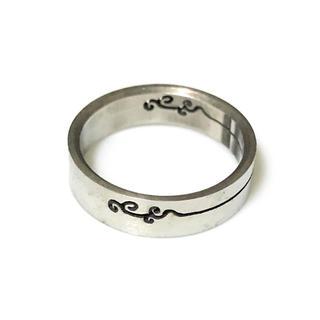 同時購入で300円ステンレス指輪 蔓草(リング(指輪))