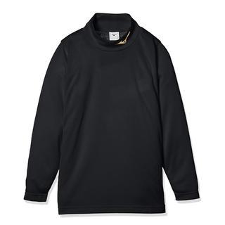 ミズノ(MIZUNO)のミズノ 長袖インナー 黒 160cm(ウェア)