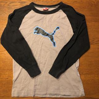 プーマ(PUMA)のキッズロンT(Tシャツ/カットソー)