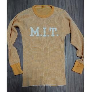 ヘインズ(Hanes)のXS 80s ヘインズ サーマルシャツ(Tシャツ/カットソー(七分/長袖))