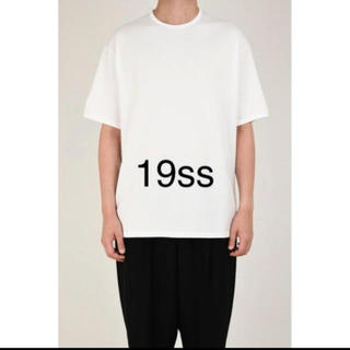 LAD MUSICIAN - BIG T-SHIRT 19ss 新品 44サイズ